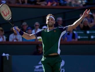 Grigor Dimitrov vervoegt Cameron Norrie in halve finales in Indian Wells