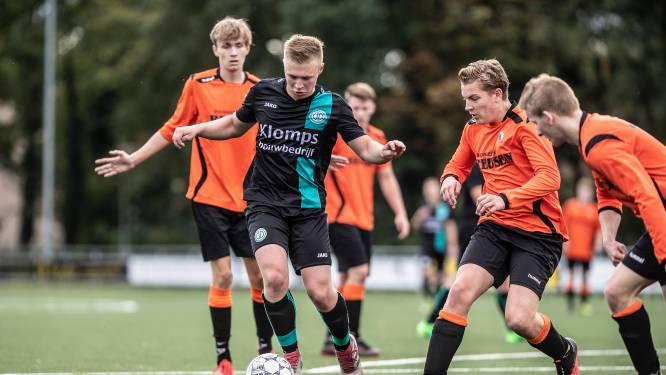 Derby FC Dinxperlo-Ajax Breedenbroek wordt al op zaterdag gespeeld