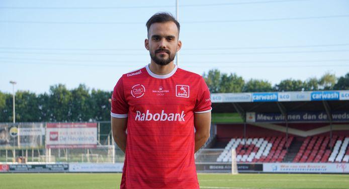 Anil Mercan speelt komend seizoen voor DOVO.