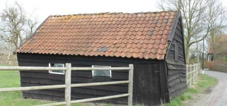 Historische schapenschuur in Raamsdonk krijgt opknapbeurt