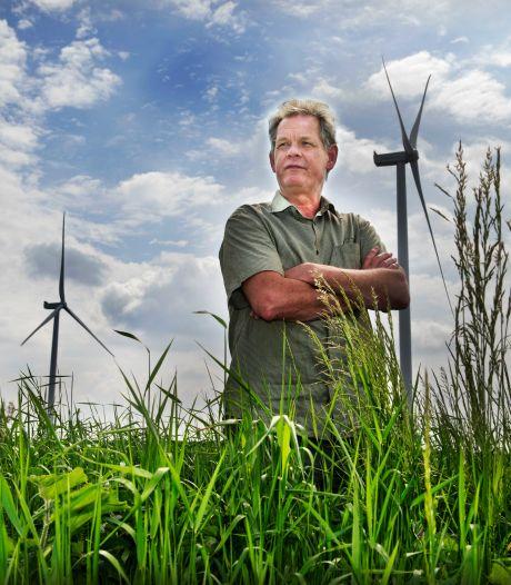 Projectleider Gerlach Velthoven zet door: 'Omwonenden moeten enige overlast van windmolens accepteren'