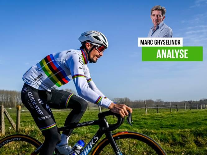 """Onze chef wielrennen ziet onze jongens meteen dromen van winst: """"Maar het is Julian tegen de rest"""""""