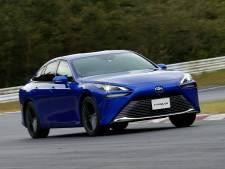 'Waterstof? Niemand ontkomt er aan', claimt Toyota