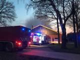 Grote schuurbrand in Fleringen