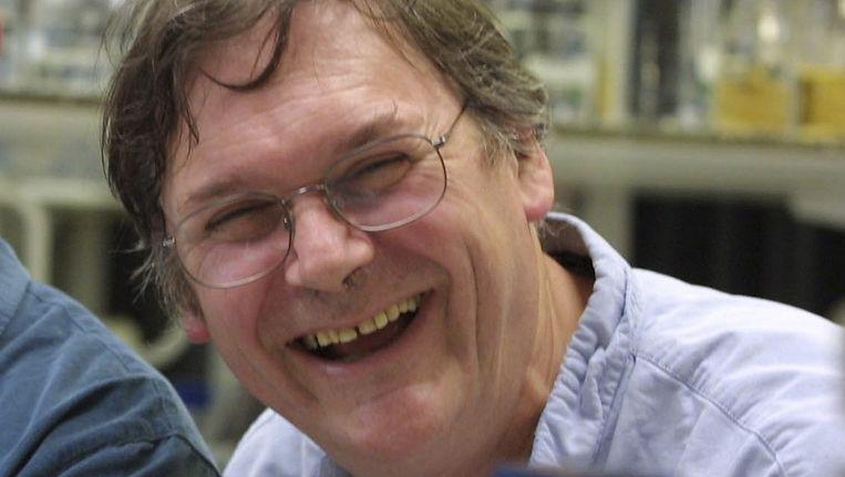 Tim Hunt. Beeld ap