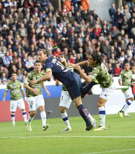 L'incroyable but d'Ibrahimovic