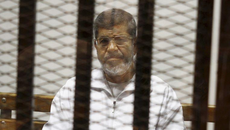 Oud-president Mohammed Morsi Beeld ap