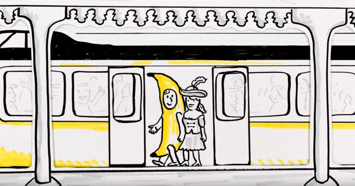 Beeld uit de video van de Oeteldonksche Club