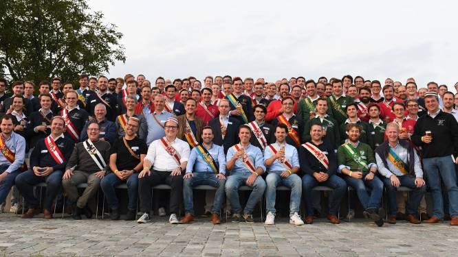"""120 oud-studenten van West-Vlaamse Gilde houden reünie: """"We zongen van Io Vivat tot De Blauwvoet"""""""