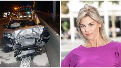 """Tanja Dexters betrokken bij ongeval met vluchtmisdrijf: """"De menigte werd agressief, ik moest daar weg"""""""