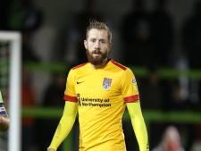Voormalig TOP Oss'er Van Veen tekent opnieuw bij Scunthorpe United
