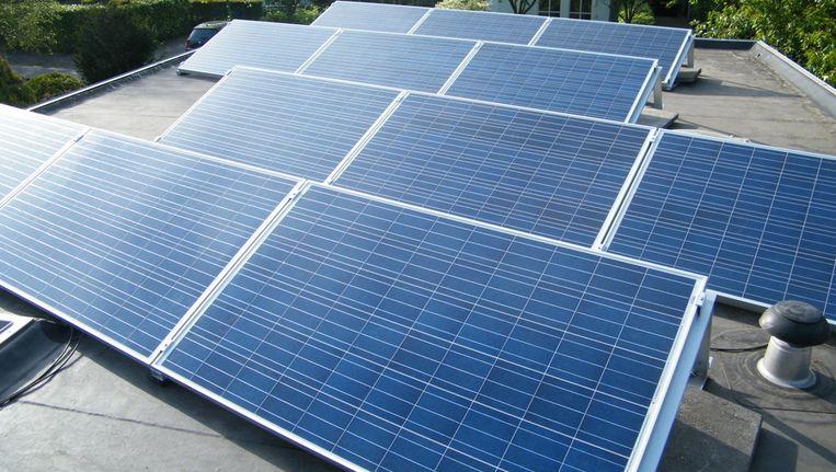 Geef iedereen het recht op voordelige eigen groene energie. Beeld