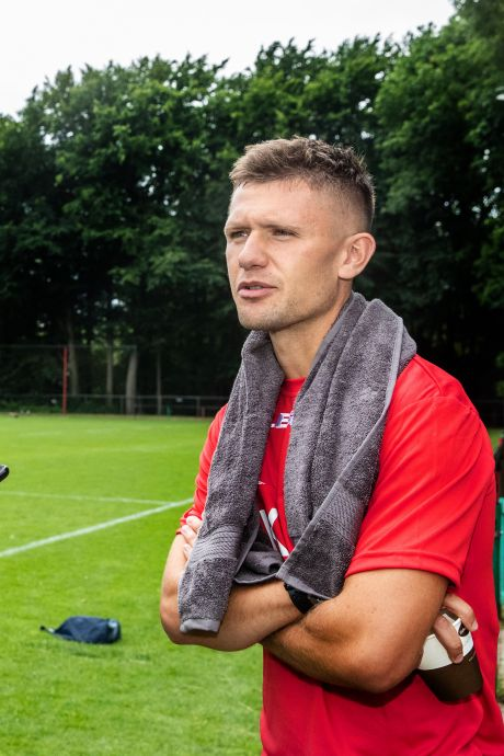 Mikkel Duelund, NEC's nieuwste aanwinst, wil in Nijmegen rotperiode in Kiev vergeten