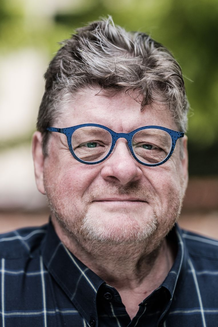 Jan Van Duppen: 'Alle jongemannen moesten van Amada bij de para's gaan. Het proletariaat moest met wapens kunnen omgaan.' Beeld Bob Van Mol