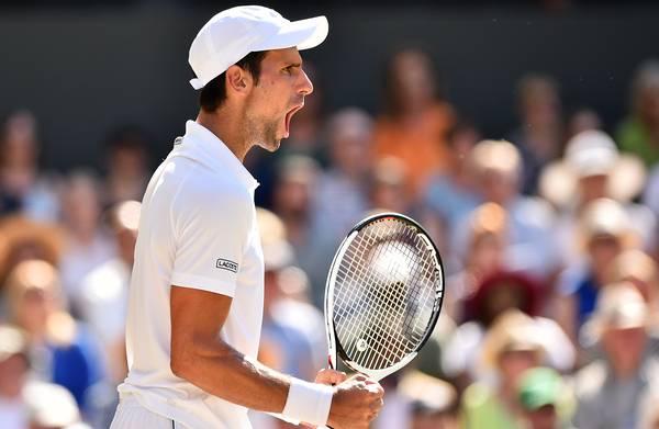 Djokovic beleeft wederopstanding en verslaat Anderson in finale