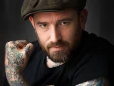 Ben Saunders liet zich tatoeëren door zijn kinderen. 'Dat deed zéér!'