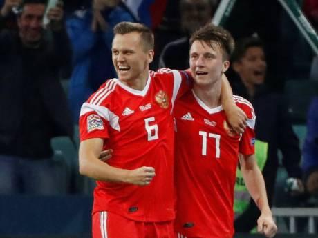 La Russie sans Cheryshev et Golovin contre les Diables Rouges