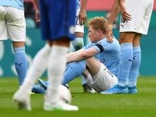 Manchester City in cruciale fase zonder De Bruyne