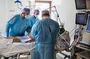 De PVV wil veel investering in de zorg, ook in de ic's, zoals hier in het Rotterdamse Maasstad ziekenhuis.