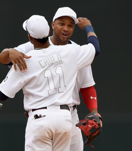 Schoop valt op bij Minnesota Twins