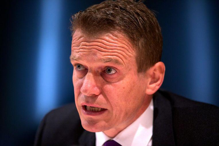 Paul Van Tigchelt. Beeld BELGA