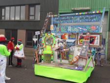 Harde wind bemoeilijkt carnavalsoptochten in Groene Hart