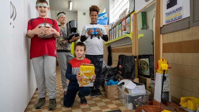 Het Laar houdt inzameling voor gezin van leerling dat alles verloor bij woningbrand