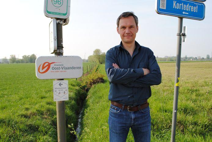 """Wim Mommaers, fractievoorzitter van N-VA Buggenhout: """"Die discussie over wat best is voor de inwoners van Buggenhout werd nog op geen enkel moment aangeraakt."""""""
