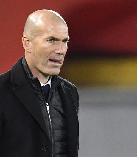 """Zidane répond à ses détracteurs: """"Je ne suis pas un entraîneur si désastreux"""""""