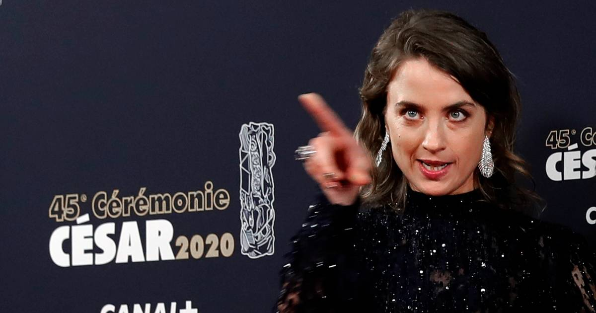 Un an après sa sortie fracassante aux César, Adèle Haenel a refusé d'assister à la cérémonie - 7sur7