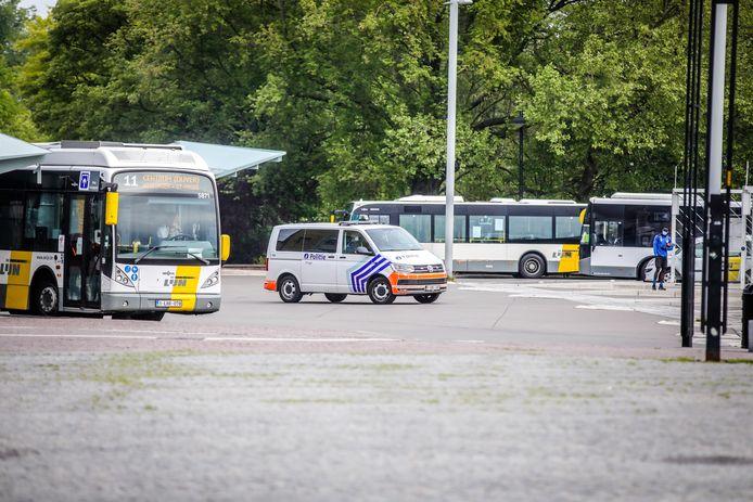 De feiten speelden zich af voor het station van Brugge. (illustratiebeeld)