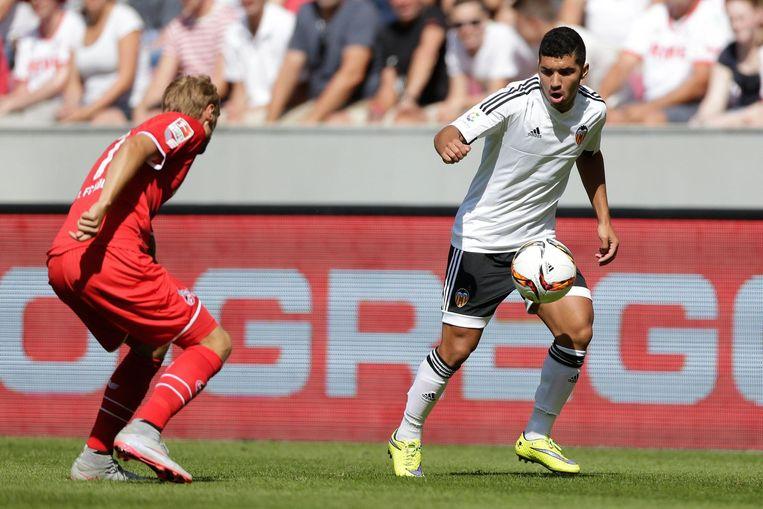 Bakkali mocht al invallen tegen PSV en speelde op 2 augustus ook in de oefenpot tegen FC Köln.