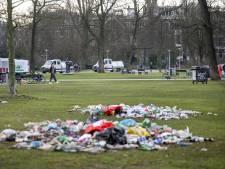 Amsterdam sluit Vondelpark tijdelijk af, politie grijpt ook in Nijmegen in