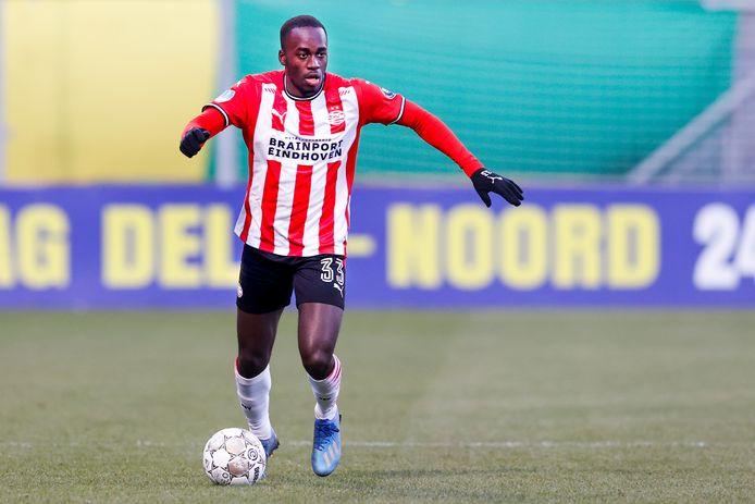 Jordan Teze is dit seizoen een van de verrassingen van het seizoen bij PSV.