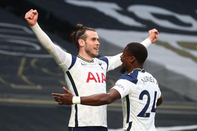 Bale heeft er net 1-1 van gemaakt.