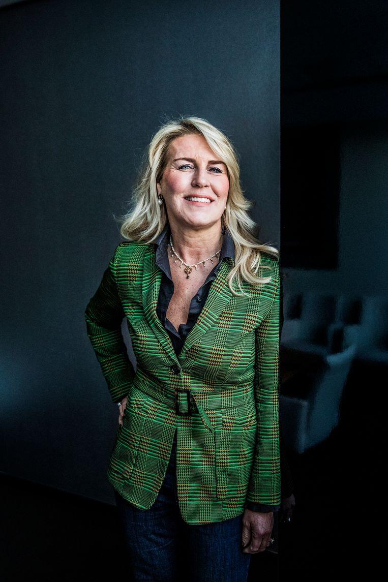 Dorrie Eilers, directeur van Neptunes. Beeld Aurélie Geurts