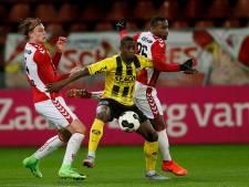 VVV-Venlo legt vleugelspeler Hunte opnieuw vast