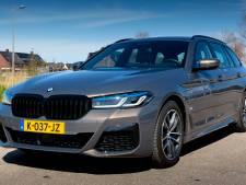 Test BMW 530e Touring: een stekker voor de sier