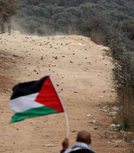Heurts avec des soldats israéliens, près de 150 blessés palestiniens