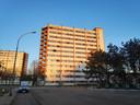 Tegen 2024 moet er nieuwe flatgebouw staan op de plaats waar nu de Saturnus-toren in Nieuw Gent staat.