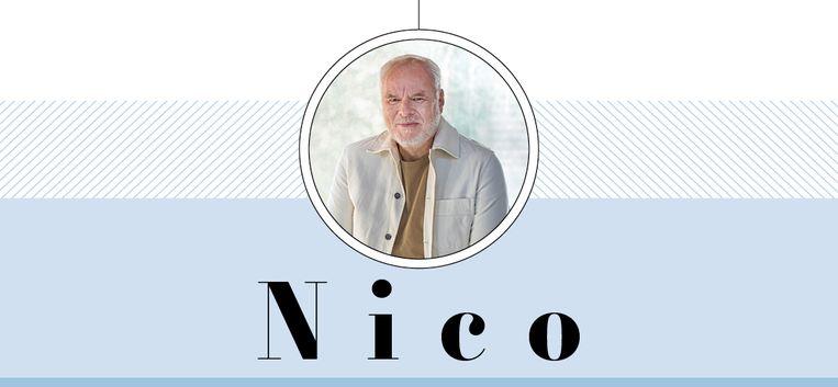 """Nico Dijkshoorn: """"Ik had nog nooit iets van mijn huid gevonden. Waar kwam dit vandaan?"""""""