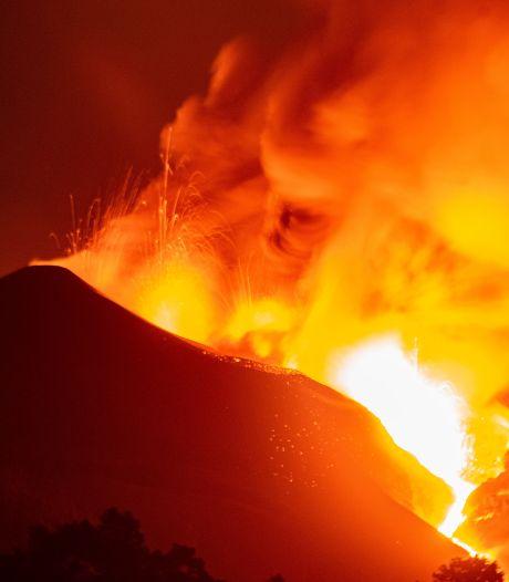 Einde vulkaanuitbarsting La Palma nog lang niet in zicht: lava is heter, dunner én sneller