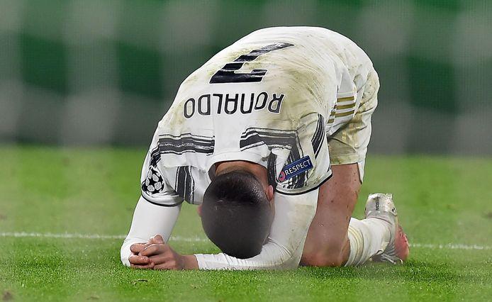 Ronaldo bij Juventus.