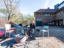 Krakers in Zeisterbos weigeren te vertrekken: We zijn het zat ontruimd te worden
