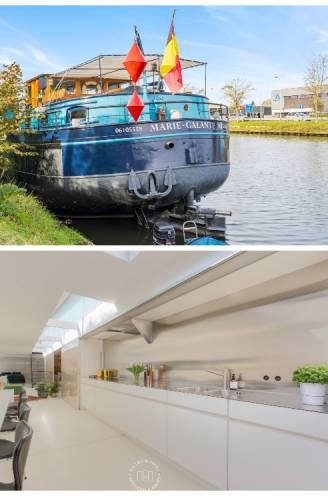"""Leven op een woonboot steeds populairder: """"Je hoeft geen kadastraal inkomen te betalen, maar wel een hogere verzekering"""""""