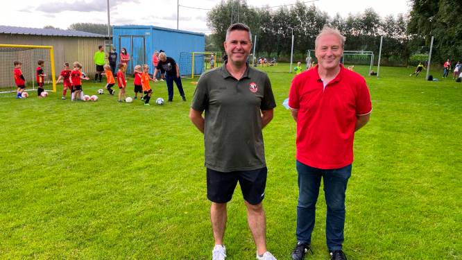 """Nieuwe fusieploeg trapt letterlijk jeugdwerking in gang: """"Met 33 jeugdtrainers en 29 jeugdploegen zijn we er klaar voor"""""""