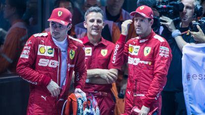 """Explosiegevaar bij Ferrari: """"Ik vind dit niet fair"""""""