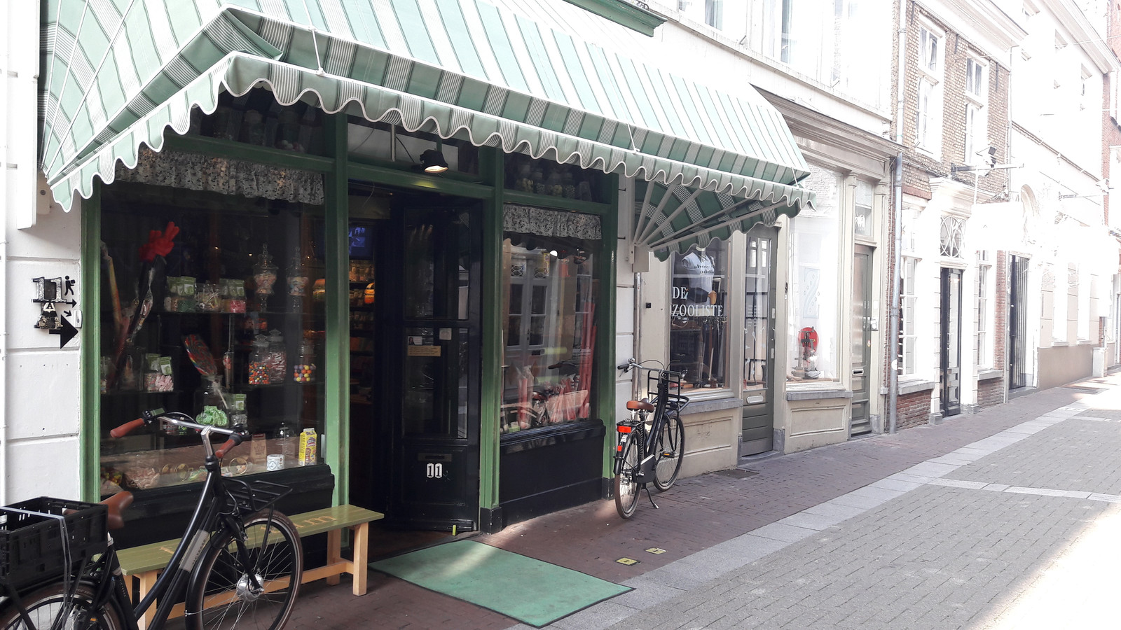 Tum Tum in de Ridderstraat