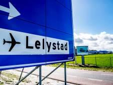 Vijf bijna-ongelukken binnen een maand boven Lelystad Airport; per direct 'eenrichtingsverkeer'
