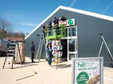 Voormalige 'schuur in ontbinding' is nu supermarkt: nieuwe Spar Burgh-Haamstede opent de deuren